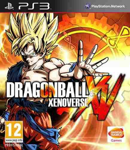 Dragon ball xenoverse juegos digitales ps3 somos tienda