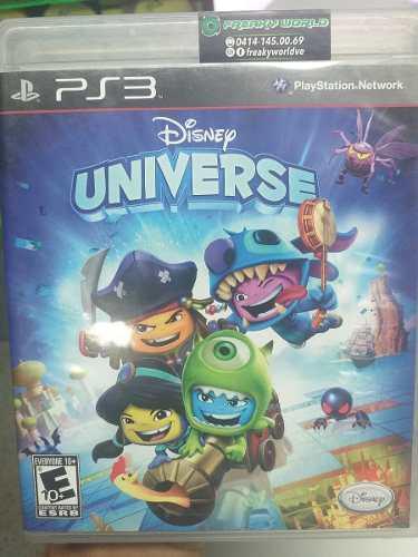 Juegos ps3 disney universe original somos tienda
