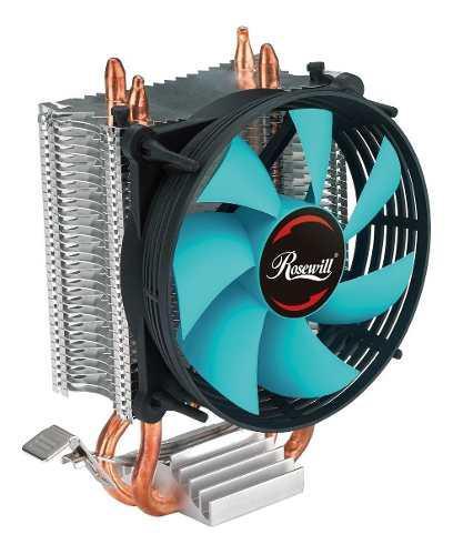 Rosewill rocc 16002 fan cooler cpu procesador intel amd 25t