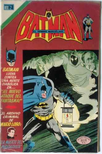 Suplemento Batman N° 754 25 De Noviembre 1973.
