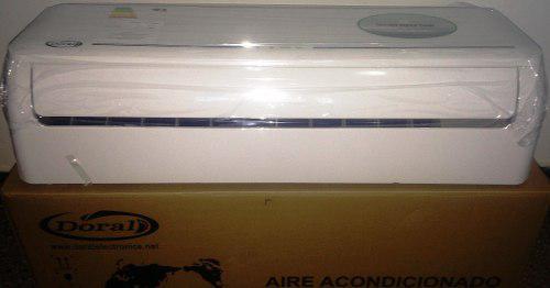 Aire acondicionado split 12.000 btu nuevo sellado de fabrica