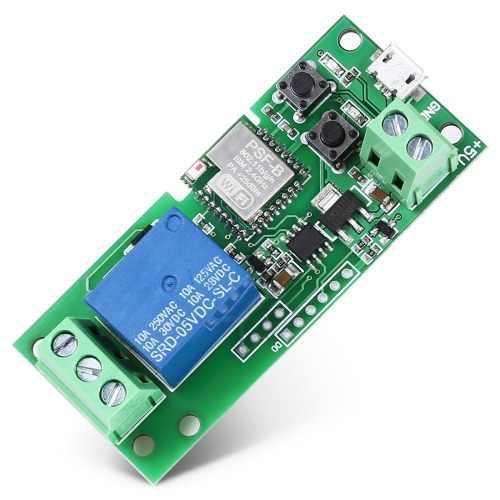 Arduino smc suministro rele smart home wifi cr 04wb