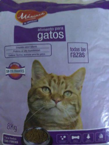 Gatarina Nutrion Maxima Comida Para Gatos 8kg