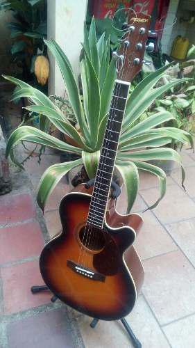 Guitarra peavey electroacústica