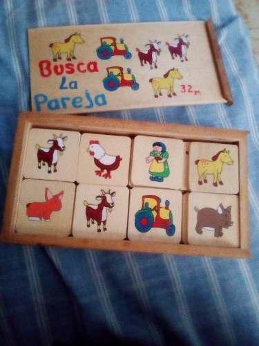 Juegos de maderas didácticos de aprendizaje (en combo)