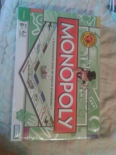 Monopolio juego de mesa nuevo original