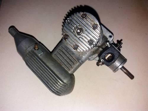 Motor de aeromodelismo k&b 61