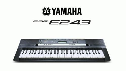Teclado yamaha e243