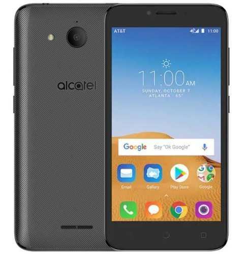 Alcatel tetra 16gb 2gb ram 4g lte android 8.1 radio fm *60*