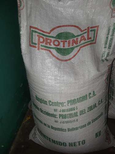 Alimento Para Pollos Y Cochinos Protinal Engorde De 60 Kg