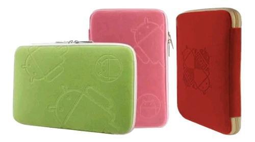 Forro estuche protector para tablets