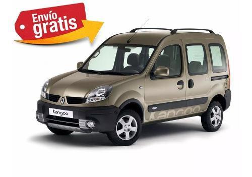Manual De Taller Renault Kangoo 2004 En Español