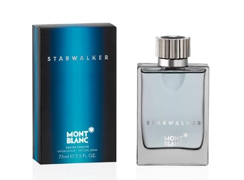 Perfume Mont Blanc Starwalker Caballero 2.7oz./75ml-original