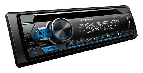Radio reproductor pioneer bluetooth cd usb subwoofer tienda!