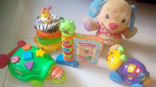 Remate juguetes para bebes fisher price