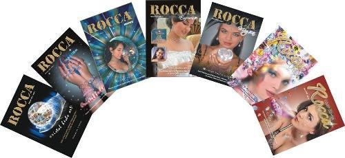 Revista Rocca Tomo 1 Al 8 Prendas Swarovski Perocontenta