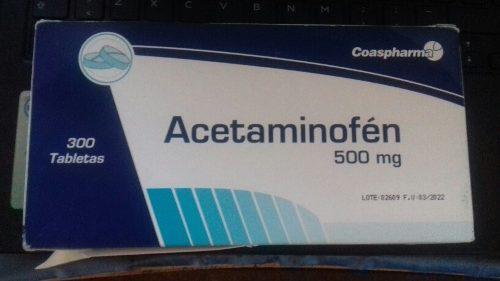 Revistas Acetominofen Variedad