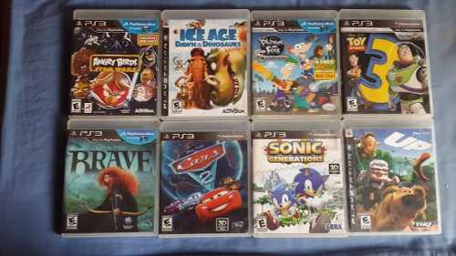 Juegos play 3 usados