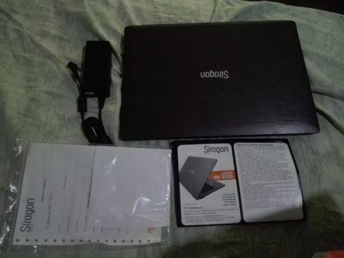 Laptop siragon nb-3300