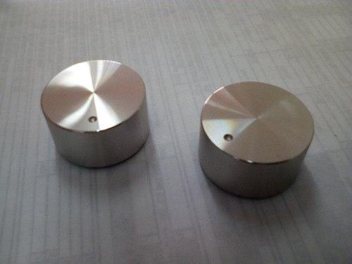 Perilla aluminio tope horno cocina