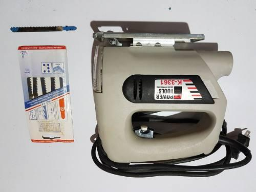 Sierra caladora power tools modelo k-3361