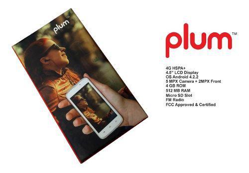 Telefono plum modelo z450