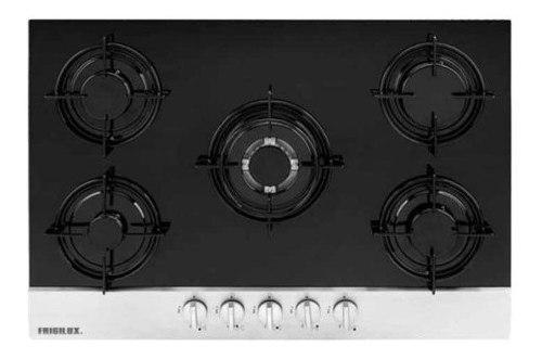 Tope cocina a gas 85stc frigilux 5 hornillas