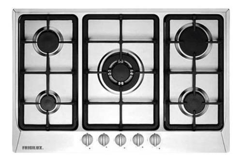 Tope cocina a gas 85stx frigilux 5 hornillas