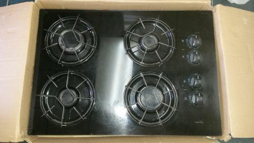 Tope cocina a gas kenmore vidrio como nueva