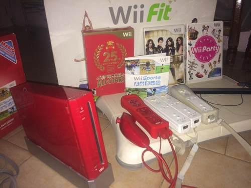 Wii edicion especial mario bross