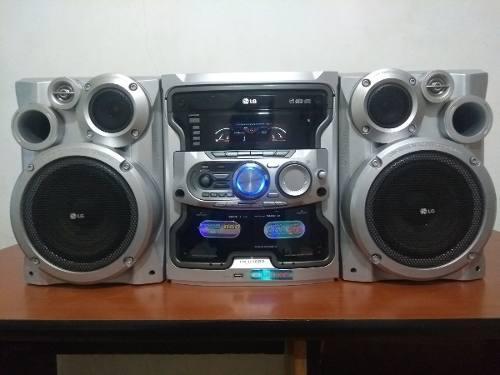 Equipo de sonido lg lm-u1050