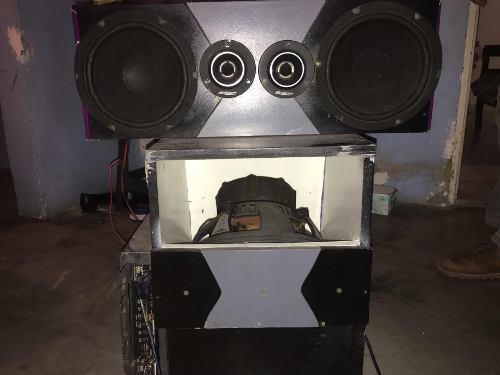 Equipo De Sonido Para Vehículo