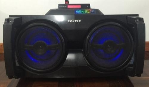 Equipo de sonido sony genezi fstgtk1