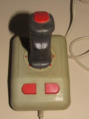 Joystick Atari & Commodore Marca Tac30 (leer Descripcion)