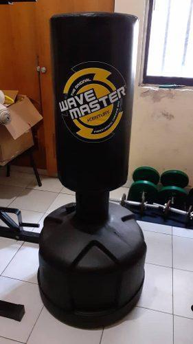 Saco Box Artes Marciales Base Piso Wawe Master Century