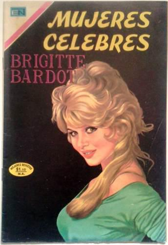 Coleccionable suplemento mujeres célebres brigitte bardot