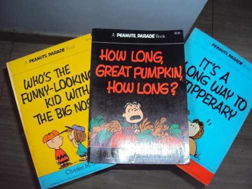 Comics de snoppy y charlie brown en inglès 150 páginas