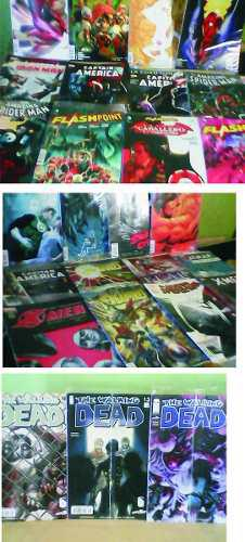 Comics varios titulos, lote completo