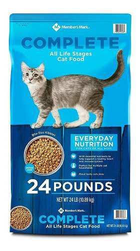 Gatarina alimento para gatos saco de 10.88 kg