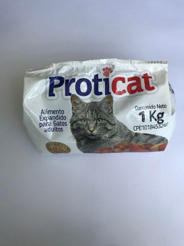 Gatarina proticat saco 1 kg gatos tienda física