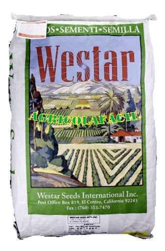 Semillas alfalfa para siembra saco de 25 kg con guia cultivo
