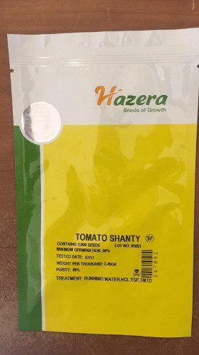 Semillas de tomate shanty originales hazera