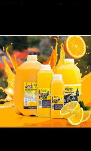 Venta de jugos pasteurizados y concentrados para bebidas