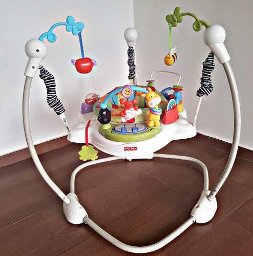 Brinca brinca jumpero fisher price perfecto estado