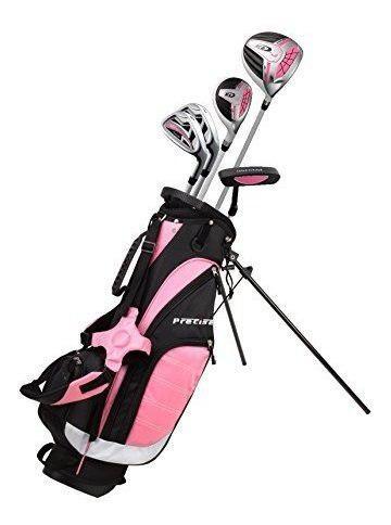 Para niño precise xd-j juego completo palo golf 3 amz