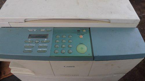 Fotocopiadora cannon image runner 1310 para repuestos