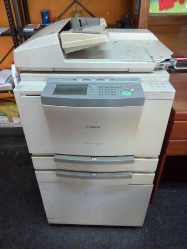 Fotocopiadora ir 210 para reparar o repuesto