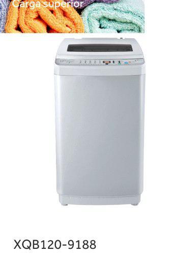 Lavadora 12 kilos automática nueva