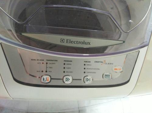 Lavadora automatica electrolux 8 kg