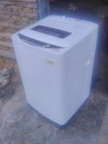 Lavadora automática h-a-i-r 10 k modelo: xqb75-918